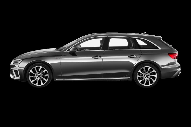 Audi A4 Avant senza anticipo