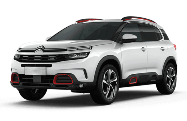 Citroen C5 Aircross Manuale