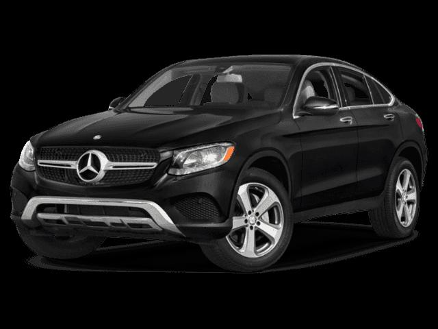 Mercedes Benz GLC Coupé