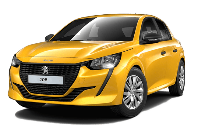 Peugeot 208 Elettrica