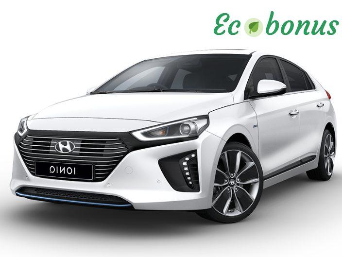 Hyundai Ioniq Elettrica