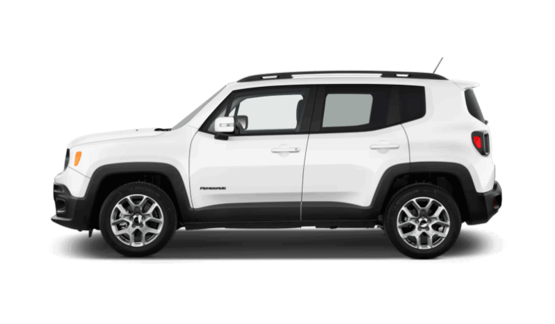 Jeep Renegade Manuale