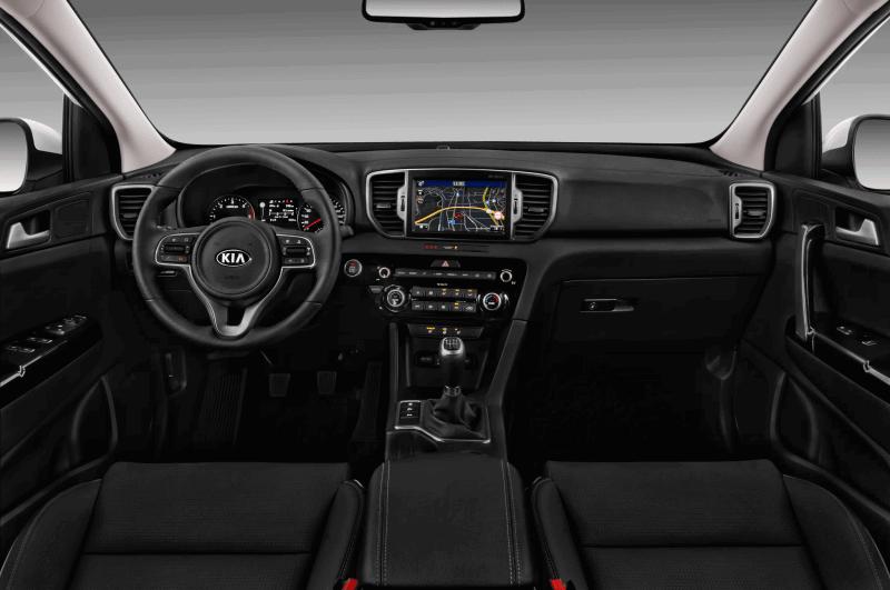 Kia Sportage – Autocarro N1