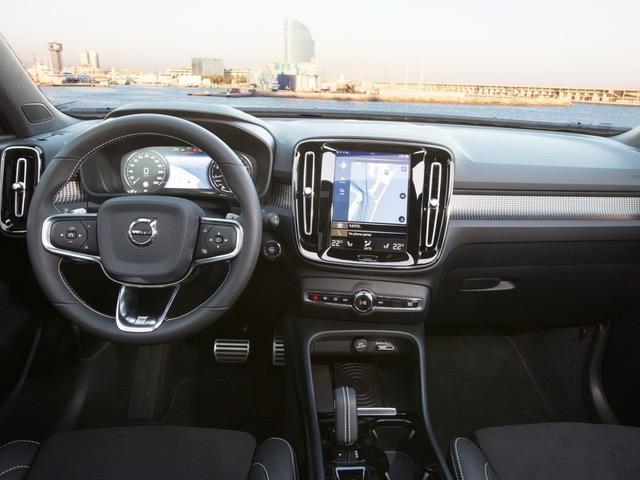 Volvo XC40 Automatica