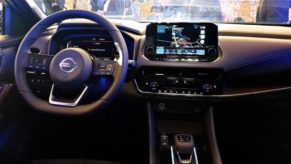 Nuova Nissan Qashqai